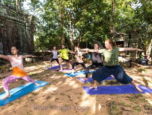 4 Days The Art of Yoga Retreat in Siem Reap, Cambodia