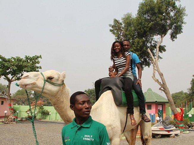 7 Days Detoxifying Honeymoon Package Ghana