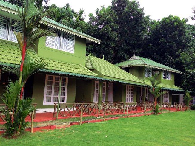4 jours en stage de yoga dans le Kerala, Inde