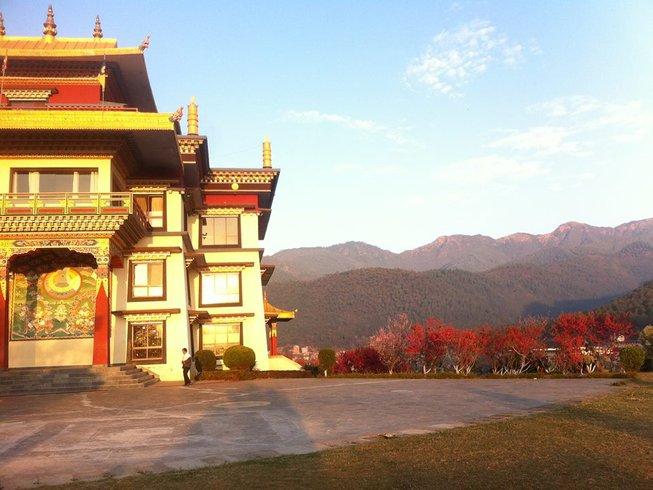 2 Days Weekend Wellness Yoga Retreat in Nepal