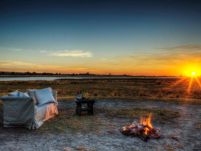 10 Days Luxury Yoga Safari in Botswana