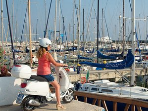 6 Day Self-Guided Vespa Tour in Marche, Italy