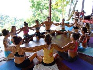 8 jours en retraite de yoga et aventure au Costa Rica