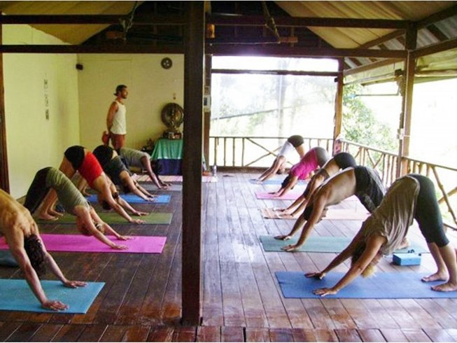 7 Days Yoga and Detox Retreat in Koh Pangan, Thailand