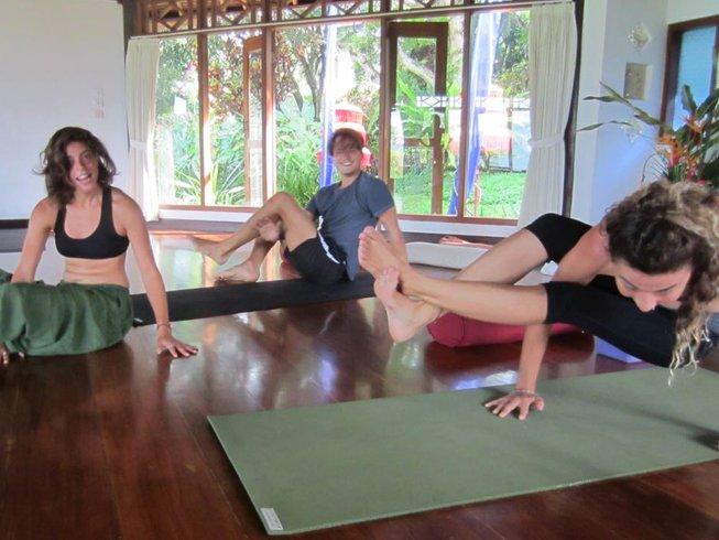 22 Days 200-Hour Yoga Teacher Training in Bali, Indonesia