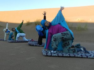 8 Days Trekking and Yoga Retreat in Morocco