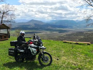 8 Day Russia Guided Motorcycle Tour From Sochi to the Highest Mountain in Europe, Mount Elbrus