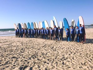 5 Days South Californian Surf Camp USA