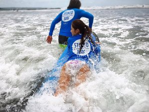 3 Days Budget Surf Camp in Kuta, Bali