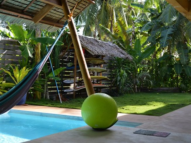 8 Days Lively Surf Camp in General Luna, Siargao Island, Philippines