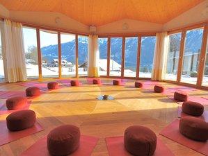 4 Tage Yoga und Coaching Retreat in Ringgenberg in den Schweizer Alpen