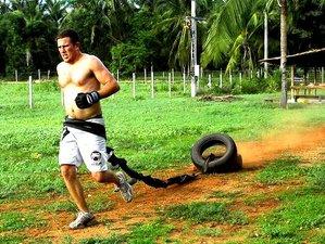 10 Days of Muay Thai Training in Sam Roi Yot Beach, Thailand
