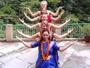 200-Hours Yoga Teacher Training in Rishikesh, India