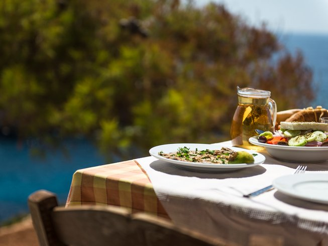 8 Days Culinary Holidays & Wine Tours Greece