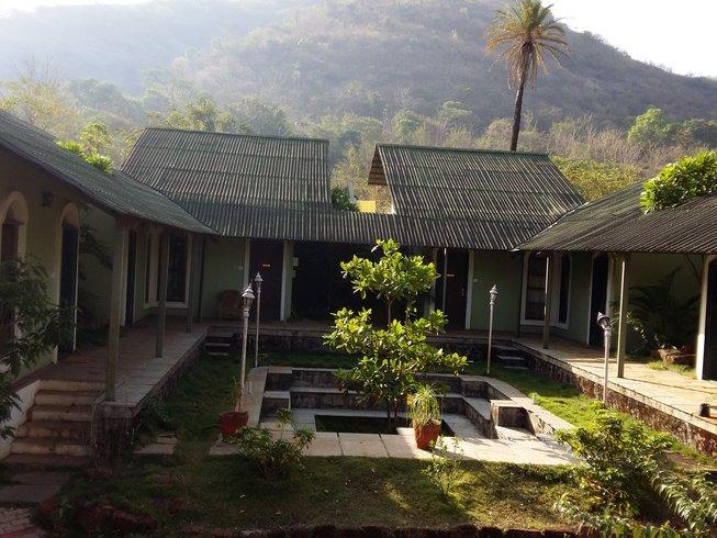 7 días retiro de yoga, meditación y aislamiento en Pune