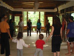 7 jours en retraite de yoga et volontariat en Argentine