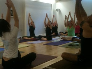 8 Days Vegetarian Yoga Retreat Italy