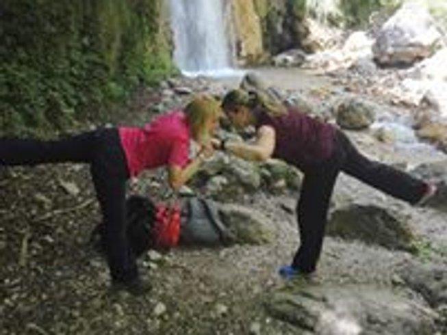 3 Tage Detox und Reinigungs Yoga Wochenendurlaub in Campania, Italien