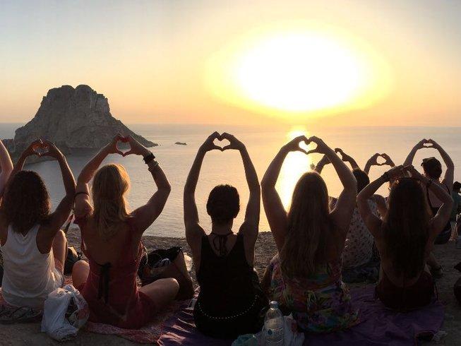 8 Days Soul Tribe Yoga Retreat Ibiza