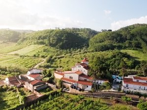 8 Tage Iyengar Yoga Retreat in Columbeira, Portugal