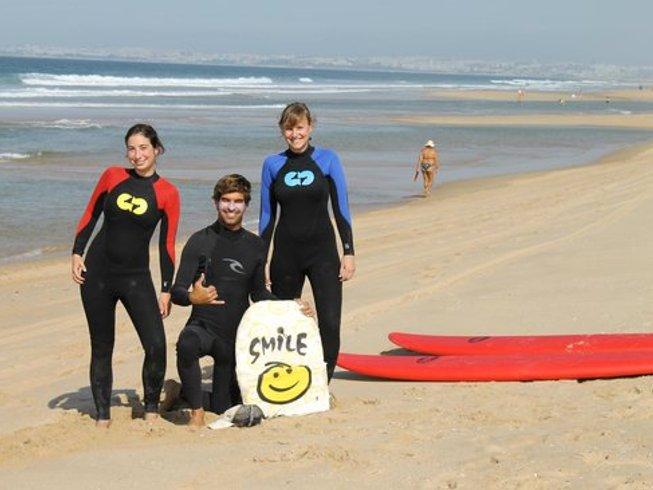 5 Days Lisbon Surf Camp