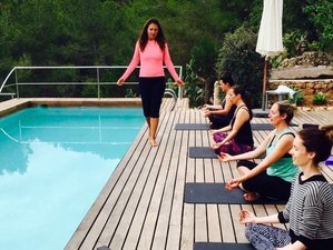 8 Days Transformational Yoga Retreat in Ibiza