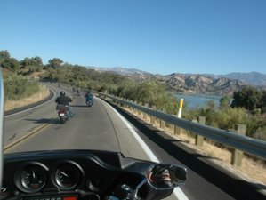 14 Days Best of California Motorcycle Tour in USA