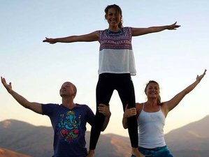 21 Day 200-Hour 5 Elements Yoga Teacher Training Course in Encarnação, Lisbon