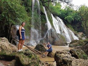 21 Days Country side Meditation,Muay Thai,Yoga, Fitness, and Detox Retreat in Phetchanbun, Thailand