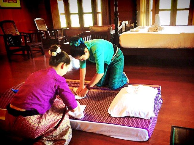 7 días retiro de yoga y meditación en Chiang Mai, Tailandia
