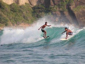 5 Tage Surfcamp für Anfänger und Fortgeschrittene in Lombok