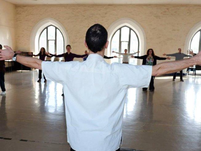 6 Days Qigong Meditation Retreat in South Devon, UK