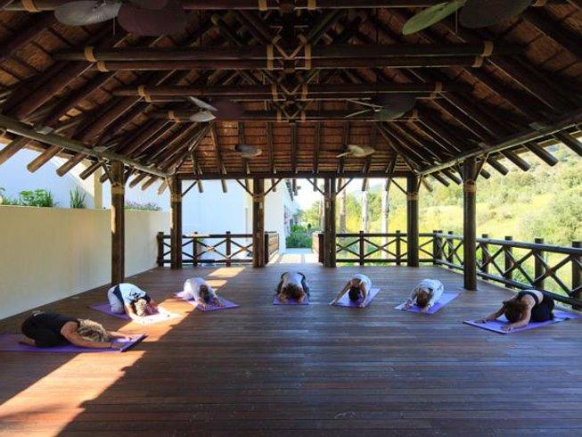 7 jours en retraite de yoga detox en Andalousie, Espagne