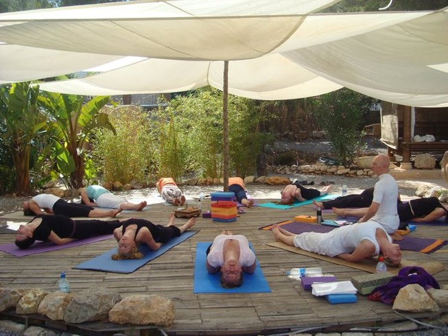 6 Days Luxury New Year Detox Yoga Retreat in Spain