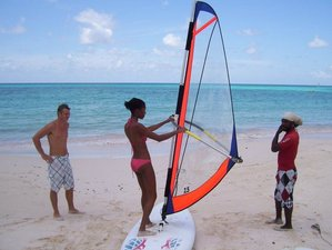 4 Days Audacious Windsurf Camp in Christ Church, Barbados
