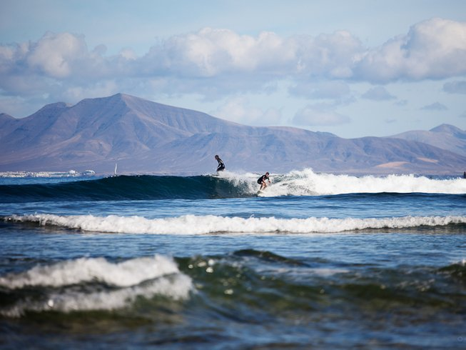 8 Days Surf Yoga Holiday in Fuerteventura, Spain