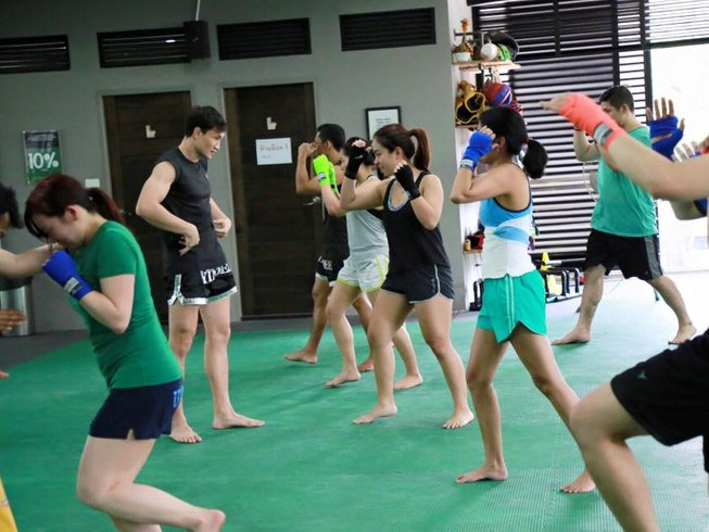 1 Month Muay Thai Training for Pro Fighters in Thailand