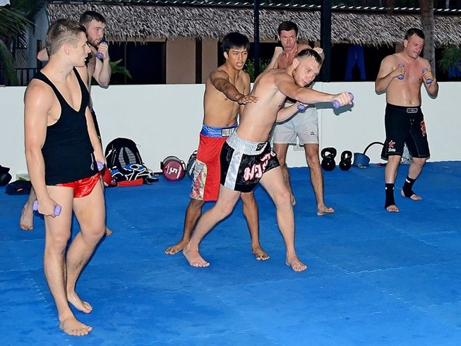 6 Months Muay Thai Training in Thailand