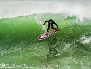 8 Tage Surfunterricht-Camp in Taghazout, Marokko