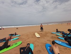 4 Day Surf Camp for Surfers of All Levels in Tamraght, Agadir