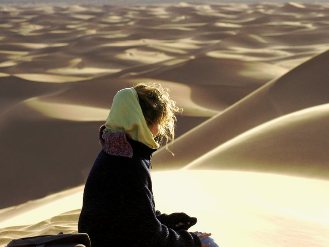 10 jours en voyage yoga dans le désert marocain