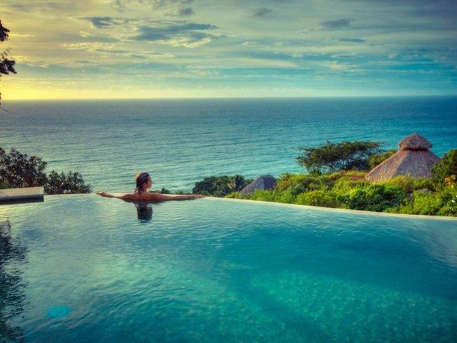 6 jours en vacances de yoga Om à Sayulita, Mexique