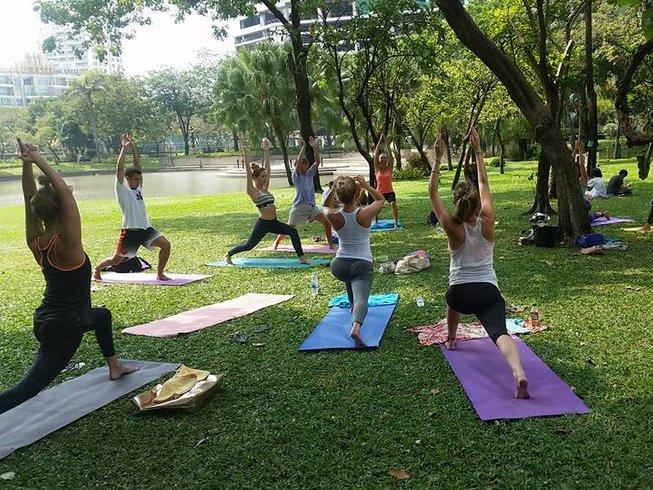 14 Days Trek, Meditation, and Yoga Retreat in Nepal