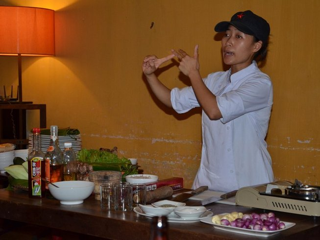 6 Days Foundation Cooking Tours in Vietnam