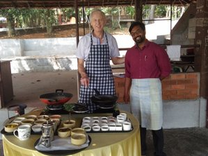 14 Days Professional Chef-guided Indian Authentic Culinary Tour in God's Own Country, Kerala, India