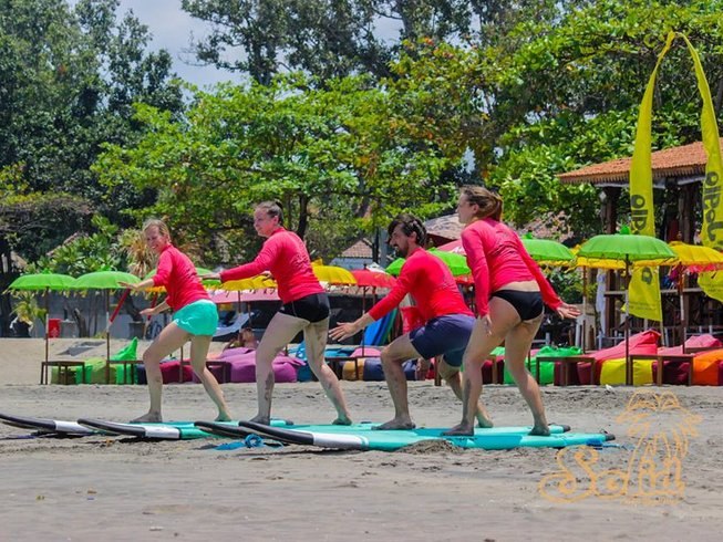 7 Days Surf and Yoga Holiday in Bali