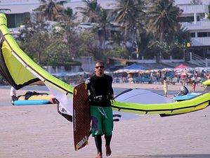 6 Days Beginner Kitesurfing Surf Camp Thailand