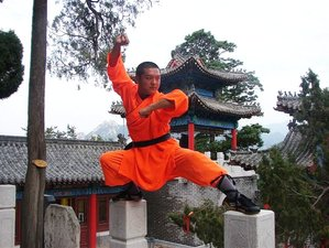 1 Month Kung Fu Training in Shandong, China
