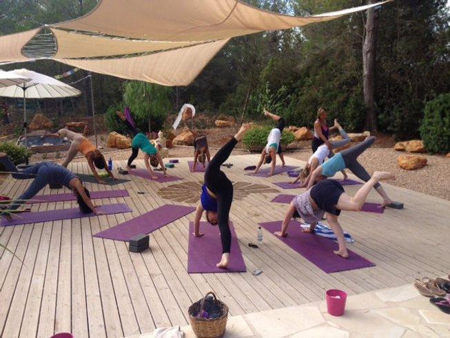 6-Daagse Verjongende Yoga Retraite in Spanje