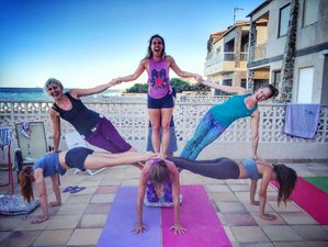 5 Days Kitesurf Camp and Yoga Retreat Alicante, Spain